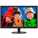"Philips 223V5LSB/00 21.5 "", TN, FHD, 1920 x 1080 pixels, 16:9, 5 ms, 250 cd/m², Black"