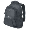 "Targus Classic Fits up to size 16 "", Black, Backpack, Shoulder strap"