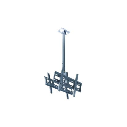 """32""""-65"""" Dual Ceiling Mount. Weight capacity 120 kg set"""