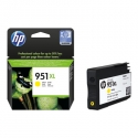 HP 951XL ink yellow OJ Pro 8600 8600plus 8100
