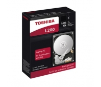 Internal HDD Toshiba L200 2,5'' 1TB SATA2 5400RPM 128MB