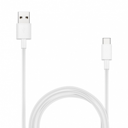 AP71 Data cable USB to Type-C 1 m (White)