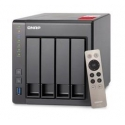 QNAP TS-451+-2G 2GB RAM 2.5/3.5 inch SATA 6Gb/s 3Gb/s Intel Celeron 2.0GHz Quad Core up to 2.42GHz