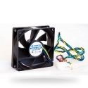CHIEFTEC 80x80x25mm Ball Bearing PWM FAN
