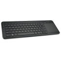 Microsoft N9Z-00022 Multimedia, Wireless, Keyboard layout EN, Graphite, Mouse included, UK English, 434 g