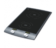 ECG IV 29 2in1 Electric cooker with induction hob Suitable for 12–24cm diameter cookware