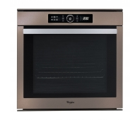 Oven WHIRLPOOL AKZM8480S 60 cm Electric Silver