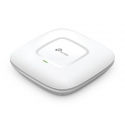 TP LINK AC1200 Wireless Dual Band Gigabit Ceiling Mount Access Point Qualcomm 300Mbps at 2.4GHz + 867Mbps at 5GHz 802.11a/b/g/n/ac B