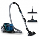 Philips PowerPro Compact Bagless FC9334/09 TriActive and Hard floors nozzle Allergy filter with PowerCyclone 5 Technology