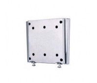 NEWSTAR FPMA-W25 wall mount is a fixed LCD/LED/TFT wall mount for screens up to 75cm 30 inch Colour Silver