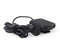 MOBILE CHARGER CAR 2+2 USB/EG-4U-CAR-01 GEMBIRD