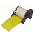 BROTHER DK22606 YELLOW FILM TAPE 62MM