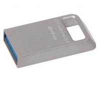 MEMORY DRIVE FLASH USB3.1 64GB/MICRO DTMC3/64GB KINGSTON
