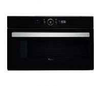 WHIRLPOOL Built in Microwave AMW730/NB 31L 900 Black