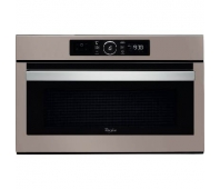 WHIRLPOOL Built in Microwave AMW730/SD 31L 900 Silver Dawn