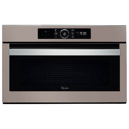 WHIRPOOL Built in Microwave AMW730/SD 31L 900 Silver Dawn