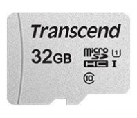 Atminties kortelė Transcend microSDHC USD300S 32GB CL10 UHS-I U1 Up to 95MB/S