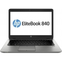 "HP EliteBook 840 G1, 14"" HD+ 1600x900, i5-4300U 2.90GHz, 4GB RAM DDR3, 500GB HDD, Scandinavian backlit keyboard, Win 8/10 Pro, Grade A refurbished (GAMYKLIŠKAI ATNAUJINTAS, BE PAKUOTĖS)"