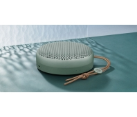 Bang & Olufsen BeoPlay A1 - Speaker - for portable use - wireless - Bluetooth - 2-way - moss green