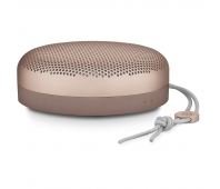 Bang & Olufsen BeoPlay A1 - Speaker - for portable use - wireless - Bluetooth - 2-way - sandstone