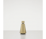 Bang & Olufsen BeoSound 1 Home Portable Wireless Speaker System - Brass tone