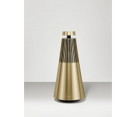 Bang & Olufsen Beosound 2 Portable Wireless Speaker with Voice Assistant - Brass tone
