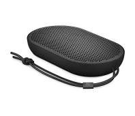 Bang & Olufsen BeoPlay P2 - Speaker - for portable use - wireless - Bluetooth - 30 Watt - 2-way - black