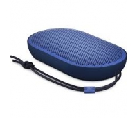 Bang & Olufsen BeoPlay P2 - Speaker - for portable use - wireless - Bluetooth - 30 Watt - 2-way - royal blue