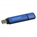 KINGSTON 16GB DTVP30 256bit AES Encrypted USB3.0