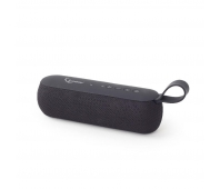 Gembird Long-play Bluetooth speaker, black, 5W, micro SD/USB/AUX