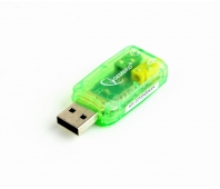 Gembird USB sound card ''Virtus''