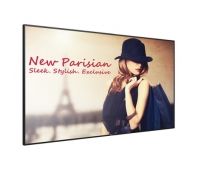 """Philips Signage Solutions D-Line Display 75BDL4150D/00 75"""" Ultra HD 4K Powered by Android 500cd/m² WiFi, HTML5 browser"""