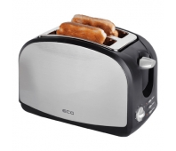 ECG ECGST968 Bread toaster, 900w, Black & metal
