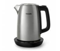 Philips Kettle HD9359/90 2200W 1.7l solar metal kettle brushed - temperature control