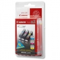 Rašalinė Canon CLI521 Pack CMY | BLISTER with security