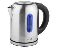 ECG ECGRK1785Colore Kettle 1,7l, 2000w, Stainless steal body