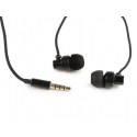 HEADSET PARIS IN-EAR BLACK/MHS-EP-CDG-B GEMBIRD
