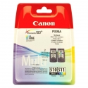 CANON PG-510 Ink black / CL-511 Ink Color MultiPack MX360