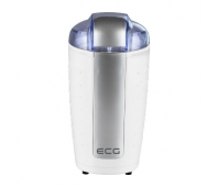 ECG ECGKM110 Electric coffee grinder, 200-250w, White/silver