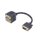 Gembird Adapter VGA (male) to 2x VGA (female)