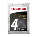 Toshiba X300 4TB 7200 RPM, 4000 GB, 3.5 inch, HDD, 128 MB