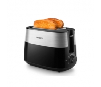Philips Daily Collection Toaster HD2516/00 2 slot Compact, White