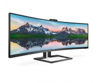 Monitorius Philips 499P9H/00 49'' curved 5120x1440, panel VA, DP/HDMI/USB-C