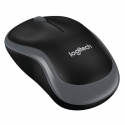 MOUSE USB OPTICAL WRL M220/SILENT B/G 910-004878 LOGITECH