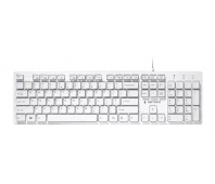 KEYBOARD MULTIMEDIA USB ENG/CHOCOLATE KB-MCH-03-W GEMBIRD